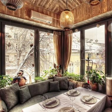 Ресторан «Эларжи»